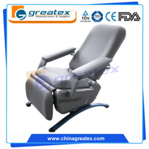 Top Grade Ce FDA Manual Medical Blood Donate Chair Drawing Dialysis Table (GT-BC204) pictures & photos