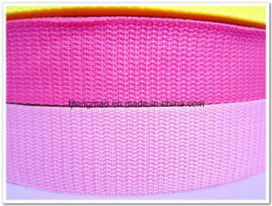 """1.25"""" Pink 900d PP Webbing for School Bags pictures & photos"""