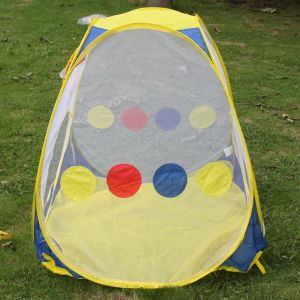 13196138b-38.97 X 37.80 X 36.22 in Children Games House Tent Mixed Colors pictures & photos