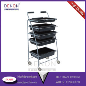 Five Layers Hair Tool of Salon Equipment and Trolley (DN. A166) pictures & photos