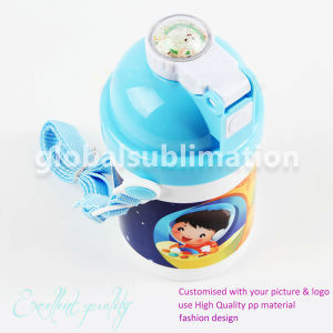 DIY Kid Water Bottle with Subliamtion Blank pictures & photos