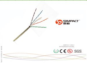 Lszh Cm/Cmx/Cmr/CMP UL/CE/RoHS UTP Cat5e Cable pictures & photos