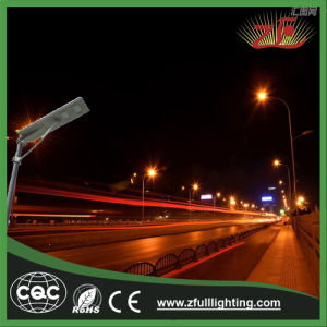 40W All in One Solar LED Street Lights Sunpower Solar Street Light LED pictures & photos
