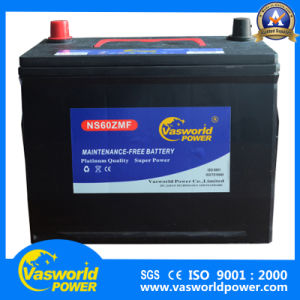 Maintenance Free Car Battery Ns60 Mf 12V45ah pictures & photos