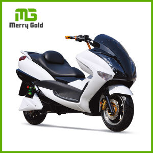 China High Power Anti-Theft Electric Motorcycle 72V 2000W pictures & photos