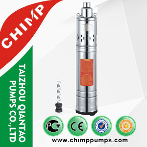 Qgd 3 Inch Deep-Well Submersible Screw Water Pump pictures & photos
