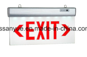 Exit Light Emergency Light Indicator Light Excellent Quality From Sanyue pictures & photos