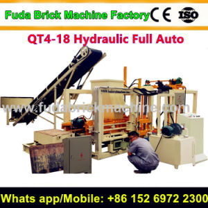 High-Production Automatic Concrete Block Making Machine Manufacturer From Spain pictures & photos