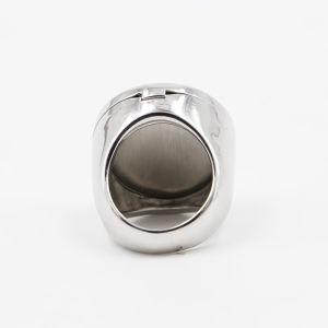 Fashion Stainless Steel Ring with Locket for Jewelry Gift pictures & photos