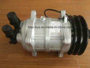 Heavy Duty Swash Plate Valeo TM13 Compressor R134A pictures & photos
