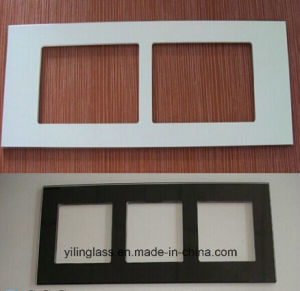 Luxurious Glass Swith Frame with Various Color Styles pictures & photos
