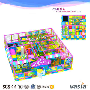 Snow World Themes Park Commercial Used Children Indoor Playground Vs1-150721-150A-33 pictures & photos