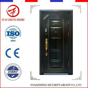 Interior Security Steel Door Hot Sale in Egypt pictures & photos