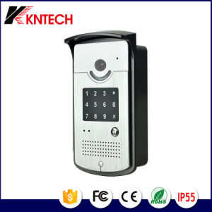 Knzd-42vr Intercom System Analog SIP Video Door Phone pictures & photos