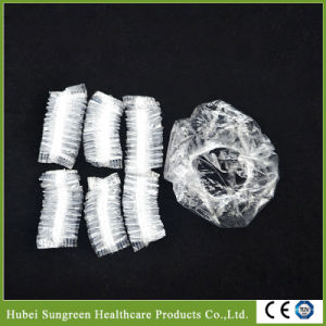 Disposable PE Ear Cover, Plastic PE Ear Cover pictures & photos