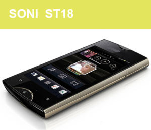 Wholesale Soni St17/St18/St21/St25/St26/St27 Cell Phone/Cheap Phone pictures & photos