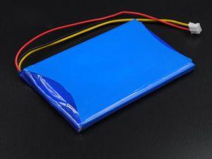 7.0X65X95mm 7.4V 3000mAh Rechargeable Batteries Li Ion Li Polymer Li Ion Battery for DVD 706595 iPod LED Light DIY pictures & photos