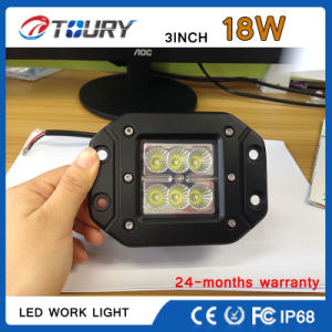 CREE Auto Light Factory for Car 18W LED Work Lamp pictures & photos