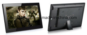 13inch LCD 1080P HD Screen Advertising Digital Picture Frame (HB-DPF1302) pictures & photos