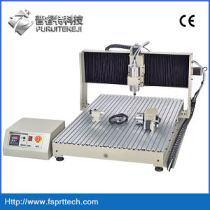 CNC Lathe CNC Engraving Equipment and Suppliers pictures & photos