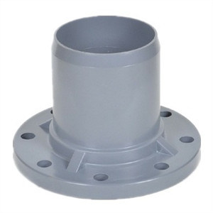 DIN Standard PVC Flange for Butterfly Valve pictures & photos