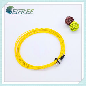 FC/Upc Fiber Optic Pigtail, Single Mode Yellow PVC Jacket 2.0mm pictures & photos