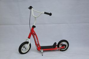 "10"" Steel Frame Kids Scooter (GL212-CQA) pictures & photos"