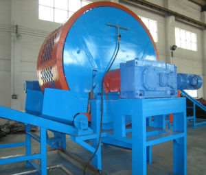 Ce/ISO9001/7 Patents Approved Waste Tyre Recycling Cutter Machine/Used Tyre Cutter Machine/Waste Tyre Cutter pictures & photos
