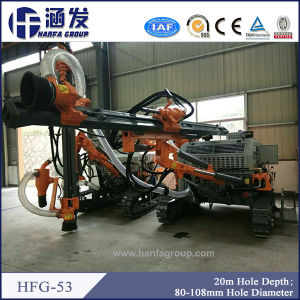 High Efficiency portable Multi -Purpose DTH Drill Rig Price (HFG-53) pictures & photos