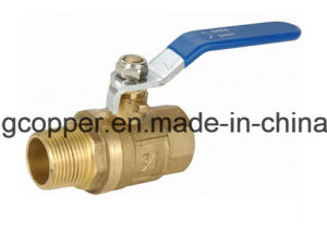 Brass Ball Valve with Fxm Thread pictures & photos