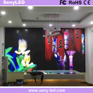2.5mm Small Pitch Video Display Panel LED Screen for HD Rental Stage pictures & photos