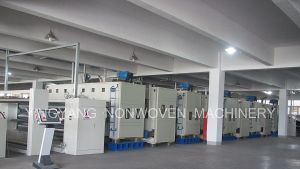 Synthetic Leather Substrate Production Line pictures & photos