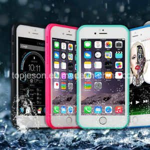 Protective Waterproof TPU Phone Case for iPhone 6/6s Plus pictures & photos