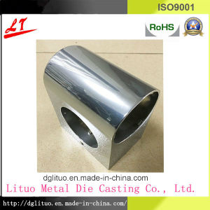 Household Aluminum Die Casting Lamp Body & Housing Sqube pictures & photos