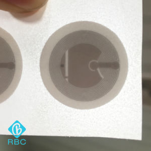 Quality Passive RFID NXP Icode Sli Small Adhesive Sticker NFC Label pictures & photos