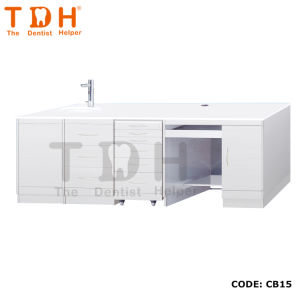 Dental Clinic Furniture Cabinet Unit (TDH-CB15) pictures & photos