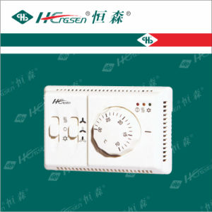 W K J-05 Thermostat/Mechanical Thermostat/Room Thermostat Used in Air Conditioning System, Heating System, Cooling System pictures & photos