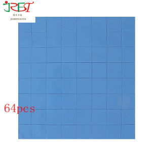 5W/M. K Sticky Thermal Conductive Silicone Gap Filler Rubber Pad pictures & photos