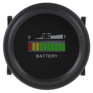 12V/24V/36V/48V/72V Battery Status Charge LED Digital Indicator Monitor Meter Gauge pictures & photos