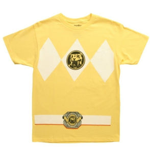 Yellow Power Ranger Tshirt (171) pictures & photos