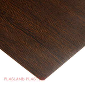 PVC Wood Grain Decorative Sheet pictures & photos