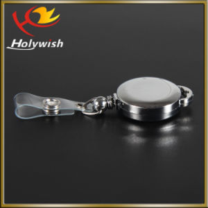Wholesale High Quality Yoyo Badge Reel with Plastic Clip