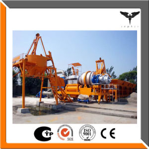 Qlb Type Finished Product Bin Bottom Asphalt Mixing Plant pictures & photos