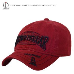 Washed Cotton Cap Baseball Hat Sport Cap Gold Cap Fashion Promotional Cap pictures & photos