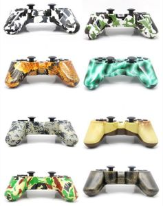 Colorful Wireless Mini Bluetooth Game Controller for PS3 pictures & photos