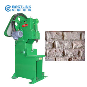 Electric Decorative Stone Splitting Machine for Making Wall Stones pictures & photos