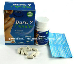 Burn 7 Capsules Burning Fat Capsule Weight Loss pictures & photos