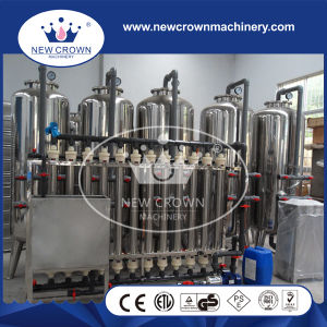 Stainless Steel Hollow Fiber Filter for Mineral Water Plant pictures & photos