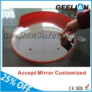 Flexible Round Two Sided Wall Traffic Concave Convex Mirror pictures & photos
