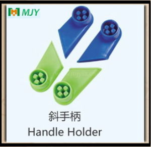 Plastic Parts Shopping Trolley Cart Handle Holders pictures & photos